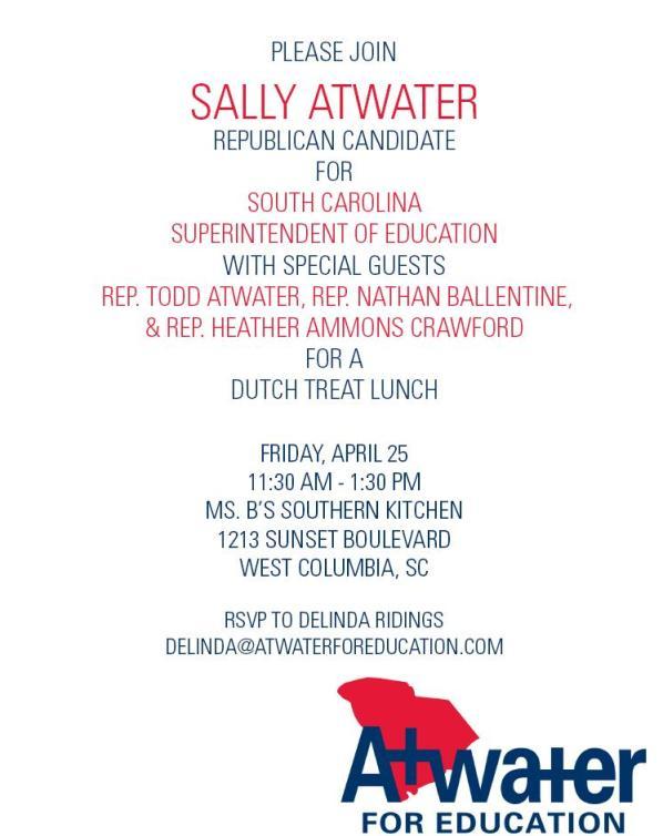 atwater invite