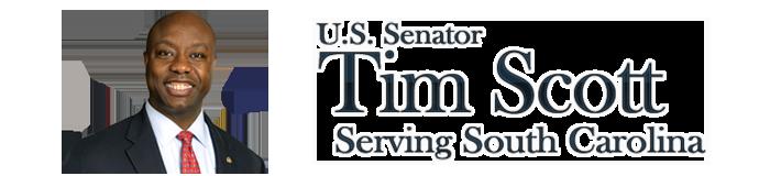 2014 Tim Scott logo